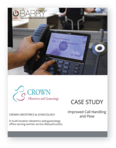 Barry Communications Case Study - Crown Medical